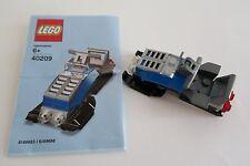 LEGO Snowmobile Mini Build comes w/ Instructions Kit 40209