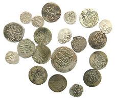 [R1705] Lot 20 Stück Osmanisch-Islamische Münzen