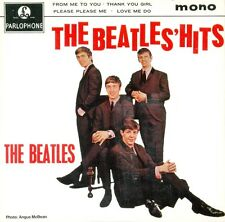 THE BEATLES - The Beatles' hits 4TR CDS ROCK / USA Print / RARE!
