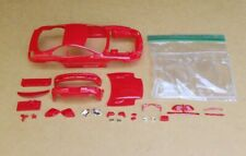 Lindberg 1/20 DODGE STEALTH R/T TURBO BODY AND RELATED PARTS