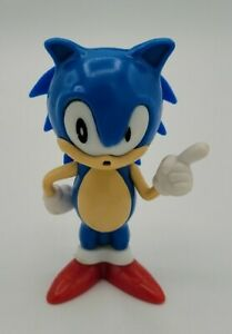 VTG Sonic The Hedgehog Bubble Gum Toy Candy Figure 1993 Mania Sega Dispenser C1
