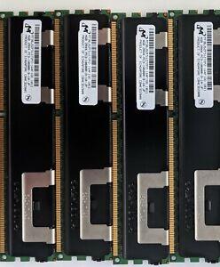 Hynix/Samsung/MT DDR2 RAM 4 x 4GB  DIMM's.