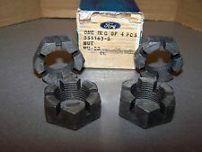 80-99 Ford F800 Front Spindle Nut 1 In.-14 Hex 1-1/2 In. 4 of 351163-S OEM New