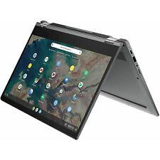 """Lenovo Touchscreen Chromebook IdeaPad Flex 5 13.3"""" 2 in 1 Intel i3 4GB 64GB eMMC"""