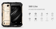 DOOGEE S60 Lite Smartphone 4GB+32GB 16MP Dual Camera Global Android Cell Phone