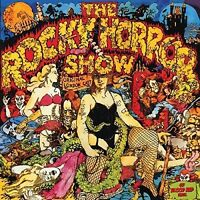 ROCKY HORROR SHOW (BLOOD RED RED VINYL) / O.L.C.