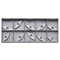 10 Pcs SV1603 Carbide Insert Shim Seats For Tool Holder Kind VNMG160404/08/12/16