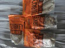 Lot 4 packs World Market Turkey Brine Mix 22 oz 25 Pound Turkey 2