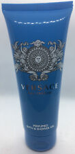 Versace Man Eau Fraiche PERFUMED BATH Shower Gel 3.4 oz by Gianni Versace Large!