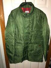 Dr Martens Long Green Military Style Bomber Jacket Mens M