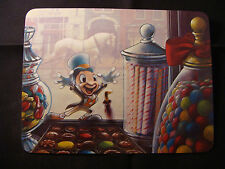 Extraordinary Confectionery, Jiminy Cricket oversized postcard Disneyland