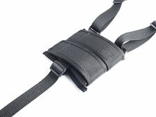 Llama Micromax 380 | Nylon Shoulder Holster with Double Mag Pouch. USA MADE!