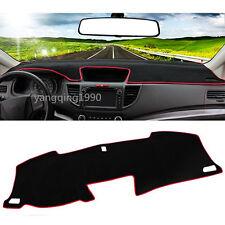 Car Dashboard Dash Mat DashMat Sun Cover Pad Red For Honda CRV CR-V 2012 - 2016