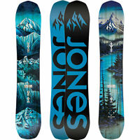 JONES Frontier Homme Snowboard Tous Mountain Freestyle Freeride 2020-2021 Neuf