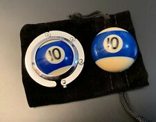Pool Ball Hanger & Pocket Marker Set (10 Ball)