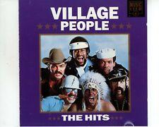 CD VILLAGE PEOPLEthe hitsEX- (A3307)