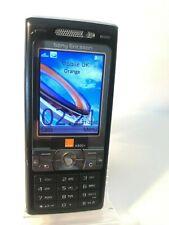 Sony Ericsson Cyber-Shot K800i - Black (Unlocked) Mobile Phone