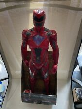 Power Rangers Red Ranger Big Figs Large Figure Red Ranger New Power Rangers