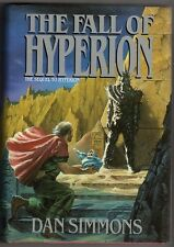 The Fall of Hyperion by Dan Simmons Signed 1st- High Grade