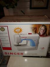 SINGER 3116 SIMPLE sewing machine -- NEW in Sealed box List $299.00