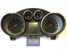 Astra J Diesel Dash Clock Cluster Set AB2N / Tis2Web Reset 13355676
