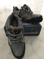 Nautilus Mens Safety Shoes Footwear Composite Toe waterproof  N1800W Size 12
