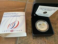 2009 Special Edition Proof Silver Dollar 100th Anniversary Montreal Canadiens