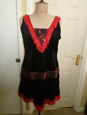 LADIES 1920's dress Large size