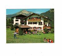 """AK Ansichtskarte Wolkenstein - Selva / Gröden / Dolomiten / Haus """"Manuela"""""""