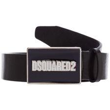 Dsquared2 belt men BEM027712900001M1507 Black adjustable leather