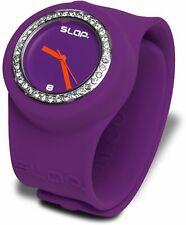 Bling Watch, Slap Watch, Purple Berry
