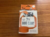 Pony Miter Band Clamp in Box Made in USA