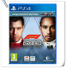 PS4 F1 2019 Sony Codemasters Racing Games