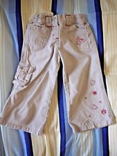Stunning pair trousers, JUNIOR JASPER CONRAN, 9 - 12 months, beading, 100% cotto