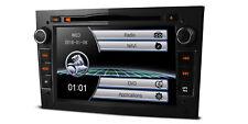 """RADIO DVD GPS NEGRO. OPEL ASTRA CORSA VECTRA LCD 7"""" TACTIL MANDOS VOLANTE. 24H"""