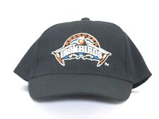 Aberdeen Iron Birds Black Baseball Cap Adjustable Minor League Hat