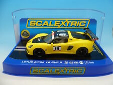 C3509 Scalextric NSCC 2015 Lotus Exige V6 Cup R
