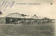 CARTE POSTALE AVIATION / LONGVIC AVIATION ESCADRILLE DES BIPLANS BREGUET