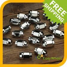 20 Bulge Acorn Lug Nuts 12x1.25 thread fits Infiniti Cars and Trucks