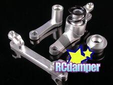 ALUMINUM STEERING ASSEMBLY BELL CRANK S TRAXXAS E-MAXX 3903 3905 3908 BRUSHLESS