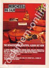 Morcheeba Big Calm LP Advert