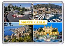 Monte Carlo, Monaco Fridge Magnet 01