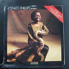 Esther Phillips, Beck - What A Diff'rence A Day Makes LP VG KU-23 S1 Record