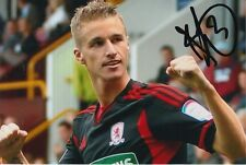 MIDDLESBROUGH HAND SIGNED JOE BENNETT 6X4 PHOTO 4.