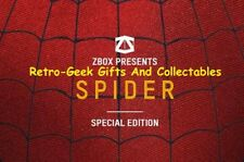 ZBox Spiderman Limited Special Edition Men's Size Large T-Shirt 500 Sold Out