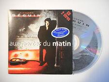 RICHARD SEGUIN : AUX PORTES DU MATIN ♦ CD SINGLE PORT GRATUIT ♦