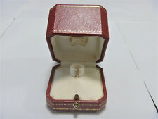 Vintage 1990/2000's Cartier Ring Jewelry Box Case C4210: Used Condition
