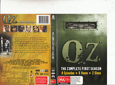 OZ.1997/2003-TV Series USA-Complete First Season-2 Disc Set-DVD