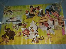 VINTAGE POSTER  JUNGLE BOOK  1980 AB/MINERVA