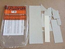 Plastruct HO Wood Shake Shingle 1:100 #91656
